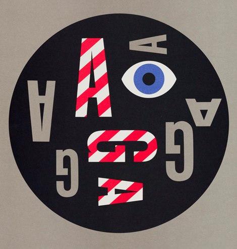 AIGA logo by Paul Rand