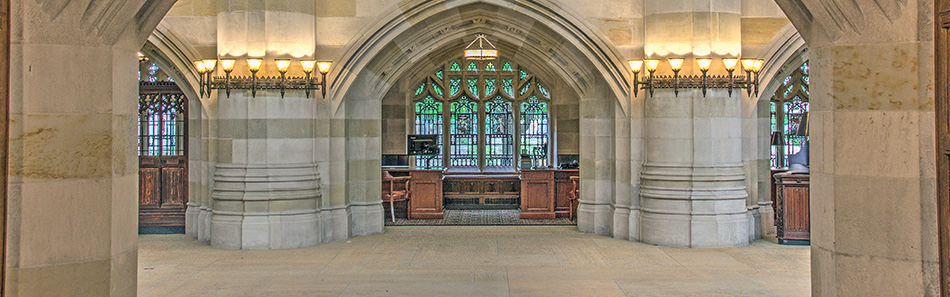 Sterling Memorial Library Nave