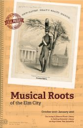 Musical Roots of the Elm City Poster