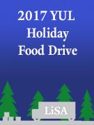 LiSA 2017 Food Drive to benefit IRIS
