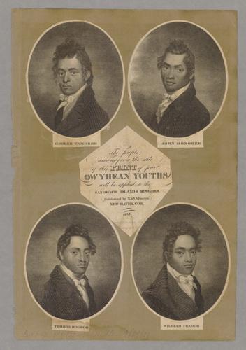 Four Owyhean Youths