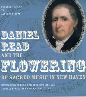 Daniel Read poster