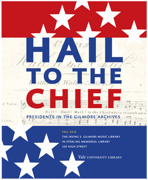 Hail to the Chief poster