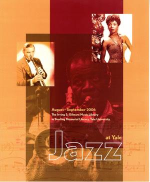 A Celebration of Jazz at Yale poster