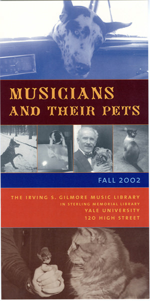 Musicians and their Pets poster