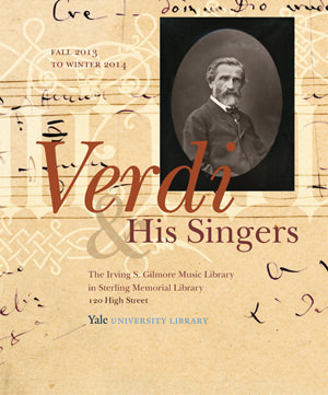 Verdi and His Singers poster