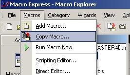 Copy Macro