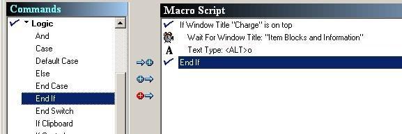 3  Creating and Editing Macros