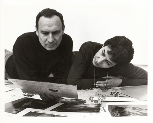 Portrait of Luce and Arthur Klein