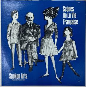 Scènes de la vie française ; album cover