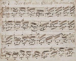 vermischte musicalische choral gedanken