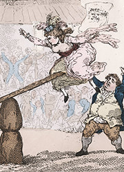 Exhibition:  Bawdy Bodies:  Satires of Unruly Women