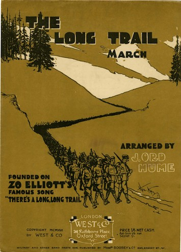 The Long Trail March - West & Co.