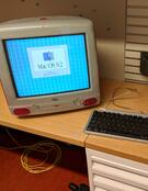 older Mac OS computer