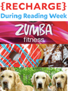 Recharge During Reading Week events