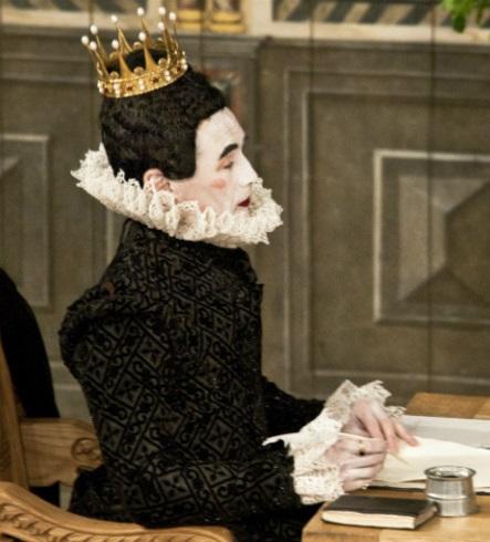 Mark Rylance in Twelfth Night