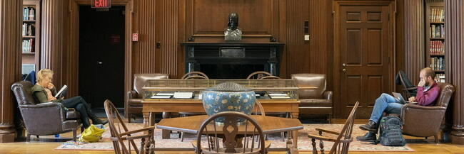 The Day Missions Reading Room