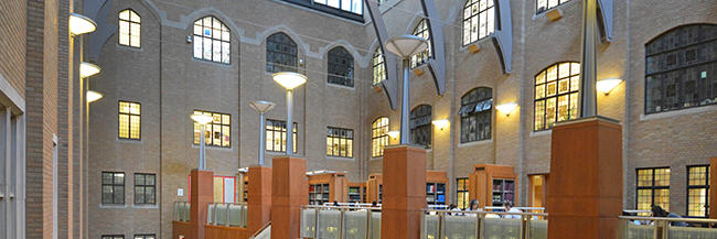 Music Library Main Reading Room. Photographer: Mike Marsland
