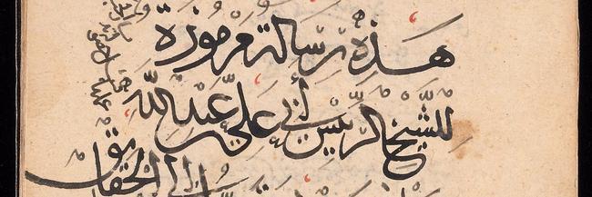 Risalat al-tayr, 1282