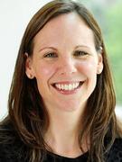 Head shot of university librarian Barbara Rockenbach