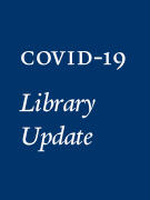 COVID-19 Library Updates graphic