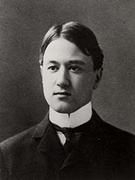 Ives Yale Graduation photograph, 1898. MSS 14, The Charles Ives Papers in the Irving S. Gilmore Music Library of Yale University.