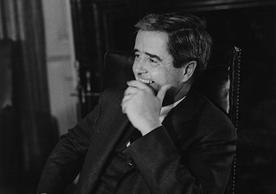 Kingman Brewster, Jr., President of Yale University, circa 1960s-1970s