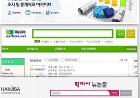 KSDC DB (Korean Statistical Database), eARticle, & New Nonmu