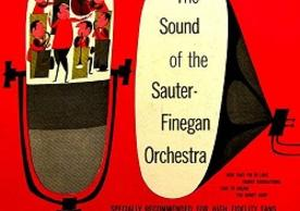 Front cover for The Sound of the Sauter-Finegan Orchestra (RCA Victor EPB-1009)