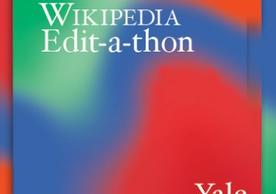 Yale/Art+Feminism Wikipedia Edit-a-thon