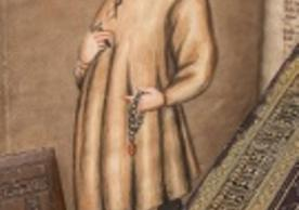 Image of Chaucer from the Takamiya Collection at Yale's Beinecke Library