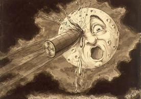 Georges Méliès, Le Voyage dans la Lune, 1902