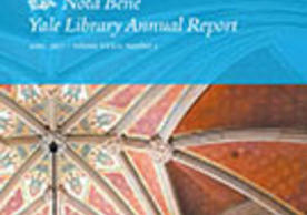 Nota Bene Annual Report Winter 2016-17
