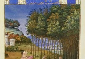 November, from the Tres Riches Heures du Duc de Berry
