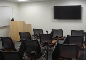 Video Presentation Room 110, 17 Hillhouse Avenue