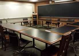 Yale University Library Bass Instruction Room L01 and L06