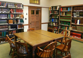 Arabic & Islamic Reading Room