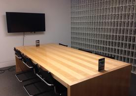 Haas Arts Library Group Study Room B36