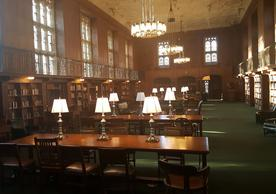Linonia and Brothers Reading Room (L&B)