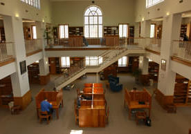 Cushing/Whitney Medical Library Reading Rooms