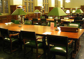 Main Stacks Reserve Study Room