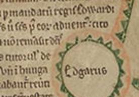 Medieval Manuscript Roll, Beinecke and DHLab