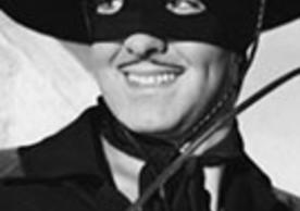 picture of Douglas Fairbanks as Zorro from THE MARK OF ZORRO