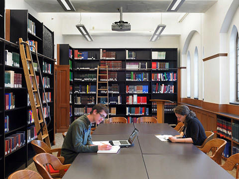 Judaic Studies Reading & Reference Room | Yale University Library