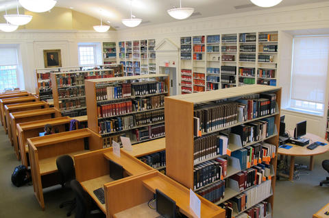 Places to Study | Yale University Library