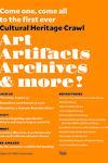 Cultural Heritage Crawl poster