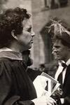 Yale Class Day speaker Garry Trudeau (Class of 1970), May 1991