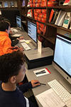 New Haven students interact with Photogrammar