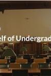 Image of Virtual Bookshelf of Undergraduate Publications website