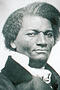 An 1847 image of Frederick Douglass from the Yale University Library's Visual Resources Collection.